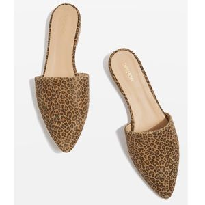 Topshop Angelina Slip On Shoes
